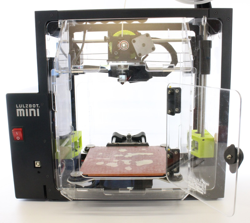 Enclosure For Lulzbot Mini 3D Printer