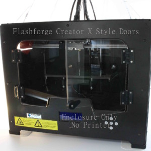 Fits Flashforge Creator Pro