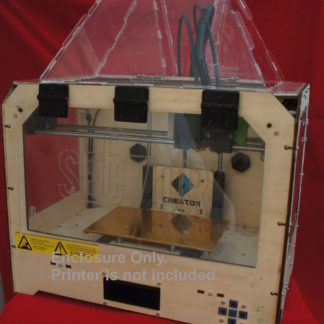 Replicator Style Enclosure